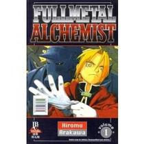 Full Metal Alchemist - Mangá - Volumes 1 Ao 54 - Completo!!!