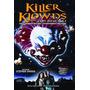 Dvd Os Palhaços Assassinos Do Espaço (1988) Grant Cramer