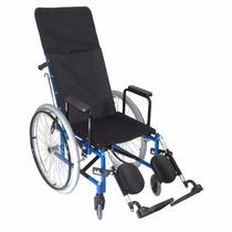 Cadeira De Rodas Reclinável Standard Lite - Ortomix