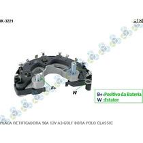 Placa Retificadora 120a Diodo 6x60a Audi A3 1.6 - Ikro