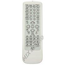 Controle Remoto Para Dvd Player Vicini Vc-900 / Vc-902b / Vc