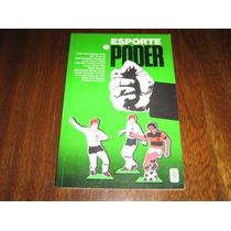 Livro Espote E Poder Gilda Korff Editora Vozes Ano 1985