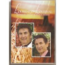 Dvd Lourenço & Lourival - As Vozes De Cristal - Novo***