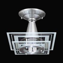 Plafon Saturno Quadrado St/2 Qpl