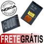 Bl-4u - Bateria Original Nokia Selo Anatel + Frete Grátis