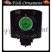 Alimentador Automatico Soma Para Aquarios Fish Ornament