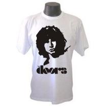 Camisetas Divertidas Panico Jim Morrison The Doors 1 Bandas
