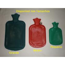 Bolsa De Água Quente Da Vovó Para Dor Em Látex Com Garantia!