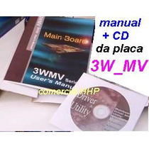 Manual + Cd Original Da Fast Fame 3w_mv