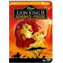 Dvd The Lion King 2 [ O Rei Leão 2 ] [ Importado ]