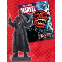 Miniatura Red Skull Classic Marvel Figurine 34 Bonellihq