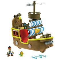 Jake E Os Piratas Da Terra Do Nunca - Barco Musical Bucky