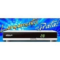 Receptor De Antena Parabolica Elsys Black (prata )lançam 2.0