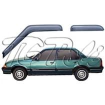 Gm Monza 84/96 Jogo Calha Chuva Defletor 23017 Tg Poli 4p