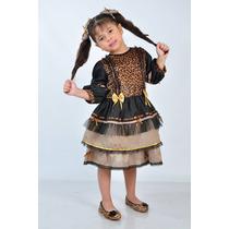 Vestido Caipira Oncinha