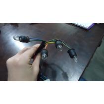 Chicote Plug Soquete Painel Pop 100 Original Usado
