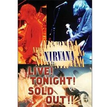 Dvd Live! Tonight! Sold Out!!