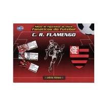 Álbum Figurinhas Chiclé Arcor * Série Times * Flamengo