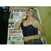 Revista Manequim N°457 Jan 98 Maria Padilha