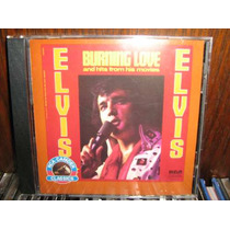 Cd Elvis Presley - Burning Love And Hits From His Movies V.2