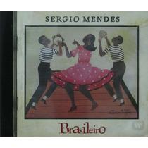 Sergio Mendes Cd Brasileiro Importado