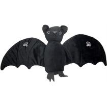 Morcego Preto Bicho Pelucia Brinquedo Presente Decoração