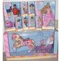 Barbie Coleção Quebra Nozes Clara Erick Carrugem Kelly Tomm