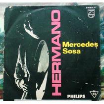 Mercedes Sosa - Hermano - Compacto Vinil Philips