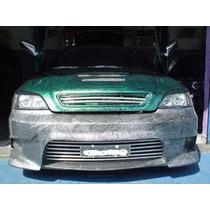Para Choque Esportivo Astra Ate 2002 Hatch - Cada