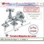 Torneira Para Maquina De Lavar Com 2 Saidas Br10100