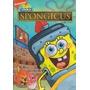 Dvd Original Bob Esponja - Spongicus