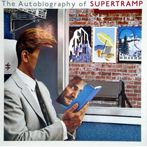 Cd Supertramp - Autobiography ( 14 Sucessos Originais) 1986