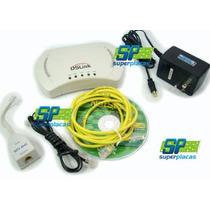 Modem Adsl Roteador 24mbps | Opticom Dslink 260e