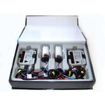 Kit Xenon Hid Lampada H1 H3 H4 H7 6000k 8000k 10000k 12000k