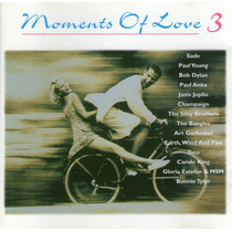 Cd Moments Of Love 3 - Flash Back Dos Anos 80
