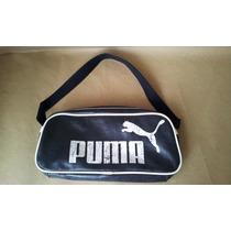 Bolsa Alça Fixa Pequena Marca Puma Original Nova Nunca Usada