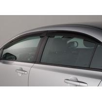 Honda New Civic Calhas / Defletores De Chuva -tgpoli