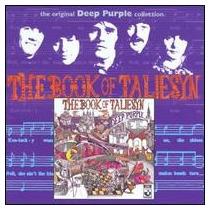 Cd Deep Purple Book Of Taliesyn [eua] Novo Lacrado