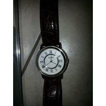 Relógio Guess Masculino Original Pulseira De Couro