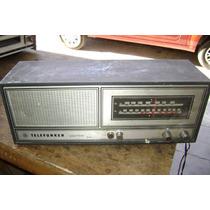 Radio De Mesa Telefunken Caprice Om E Fm (não Liga)