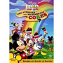 Dvd A Casa Do Mickey Mouse: Uma Aventura No Mundo Das Cores