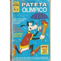 Pateta Olimpico E Jogos Olimpicos - 1972 E 1980 (2 Gibis)