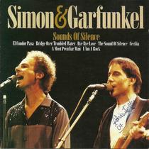 Simon And Garfunkel Sounds Of Silence Importado Frete Grátis