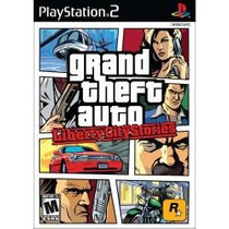 Jogo Recon Gta Grand Theft Auto Liberty City Stories Ps2