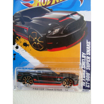 Hot Wheels - Ford Mustang Shelby - Gt 500 Super Snake