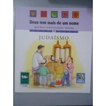 Judaismo - Coleção Deus Tem Mais De Um Nome