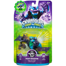 Boneco Skylanders Swap Force Trap Shadow Playstation 3