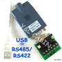 Usb 2.0 To Rs-485 Rs-232 Db9 Serial Adapter