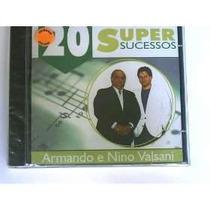 Cd Armando E Nino Valsani 20 Super Sucessos