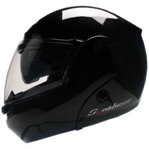 Capacete Zeus 3000a Metallic Black